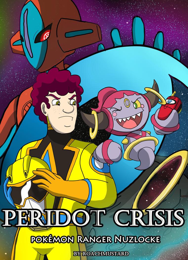 PERIDOT CRISIS: Pokemon Ranger Nuzlocke Cover by RoachMustard