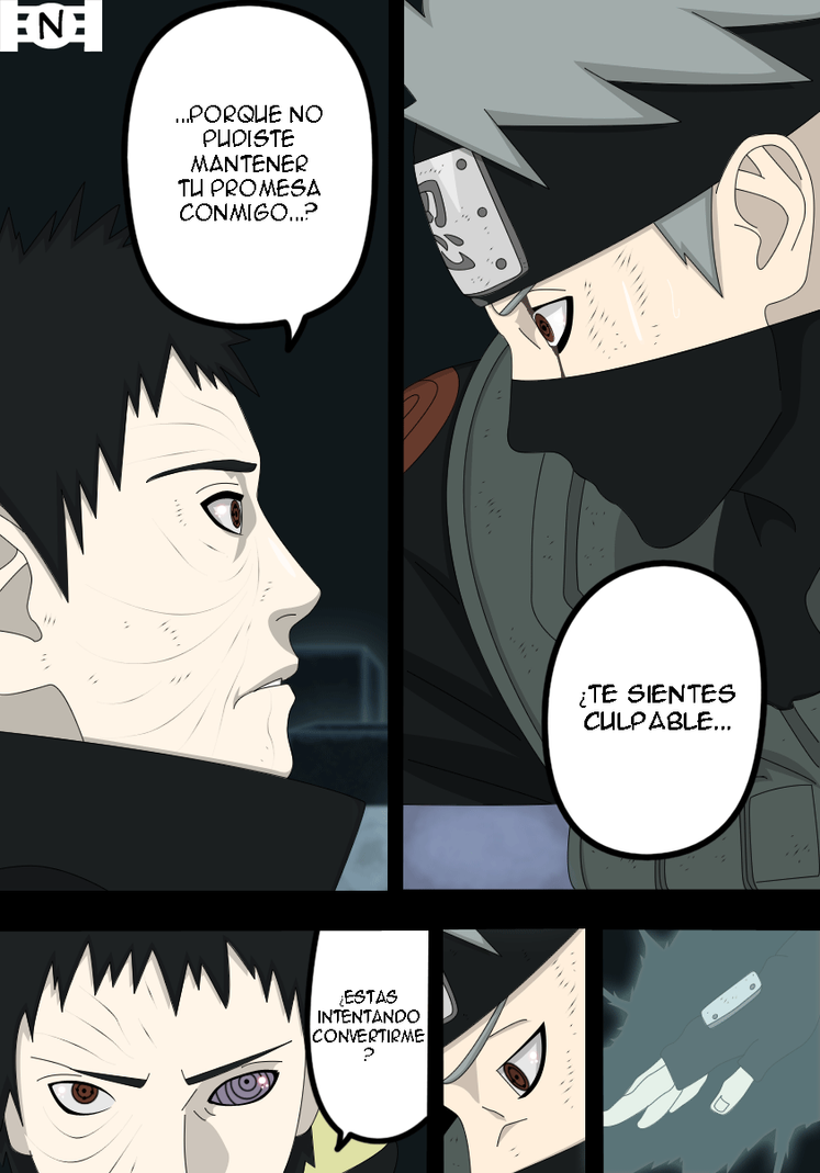Naruto Manga 629 by Finaled