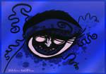 True blue Mj