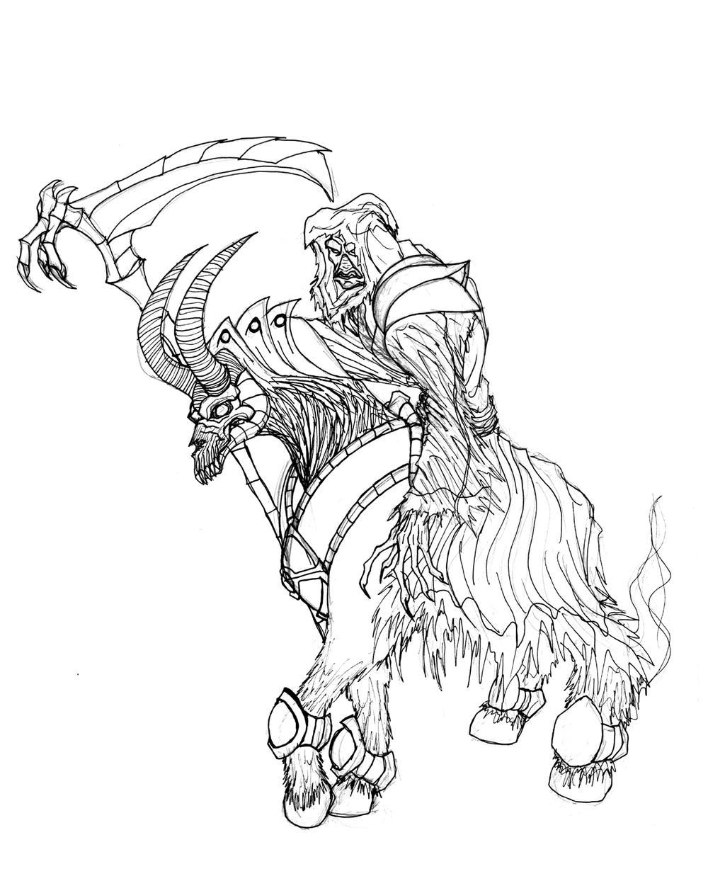Hades Drawing More from kerberos-of-hadesHades God Of The Underworld Drawing
