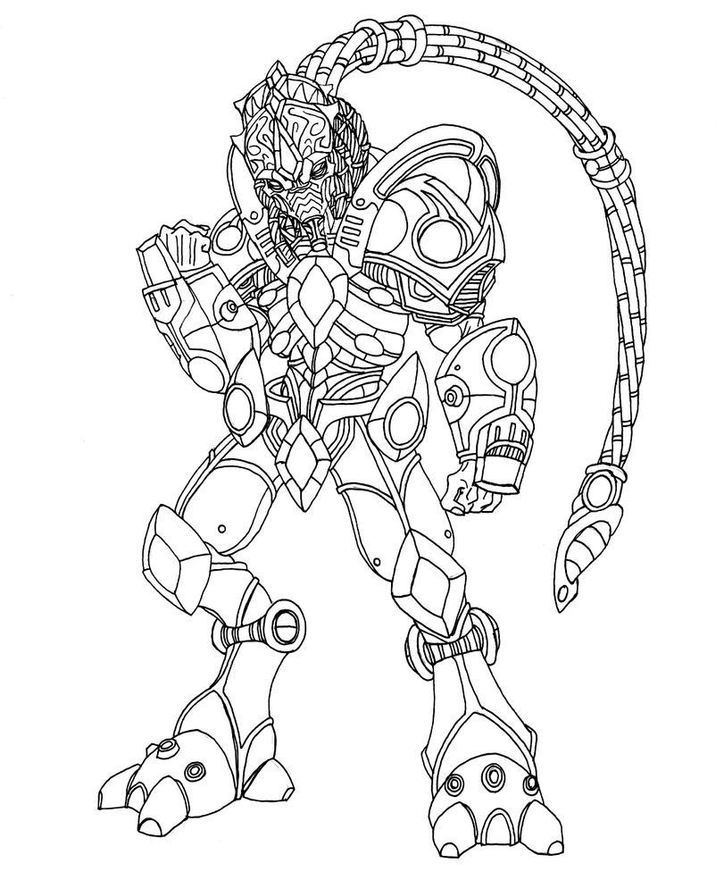 starcraft 2 prtoss zealot by kerberos of hades on deviantart