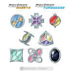 Toshu Badges