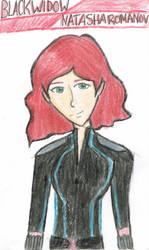 Black Widow AoU by glindalover