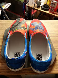 Halo Vans Slip ons 9 by Flash-Graphics