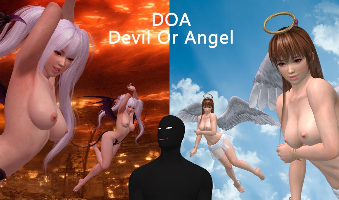 DOA--Devil or angel by BAKAYARO00