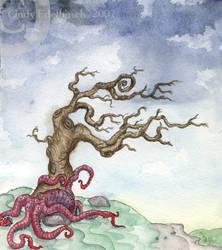 Octopus tree by oktopussy