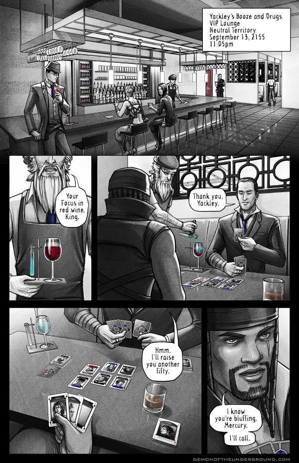 DOTU - Chapter 2, Page 58 by bob-illustration