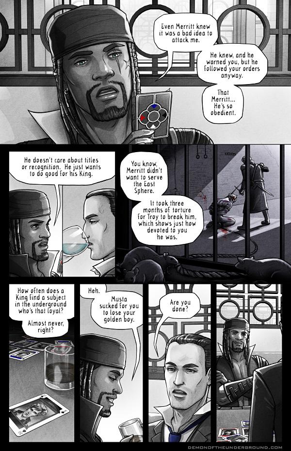 DOTU - Chapter 2, Page 61 by bob-illustration
