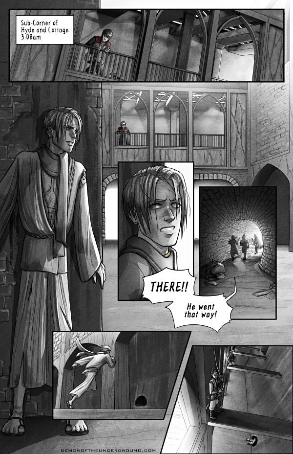DOTU - Chapter 3, Page 7 by bob-illustration
