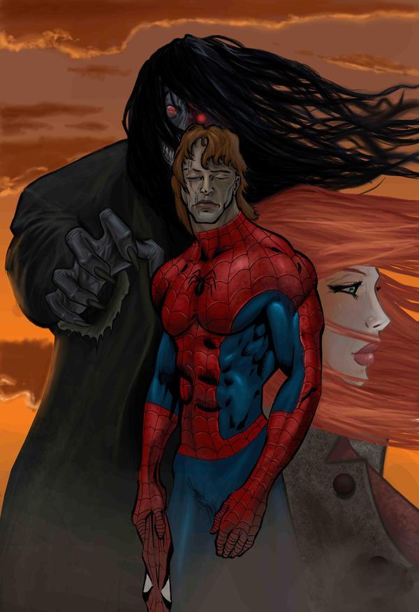 Morlun spiderman - photo#2