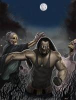 Undertaker take one by doriefs