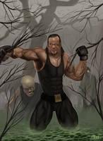 The Undertaker by doriefs