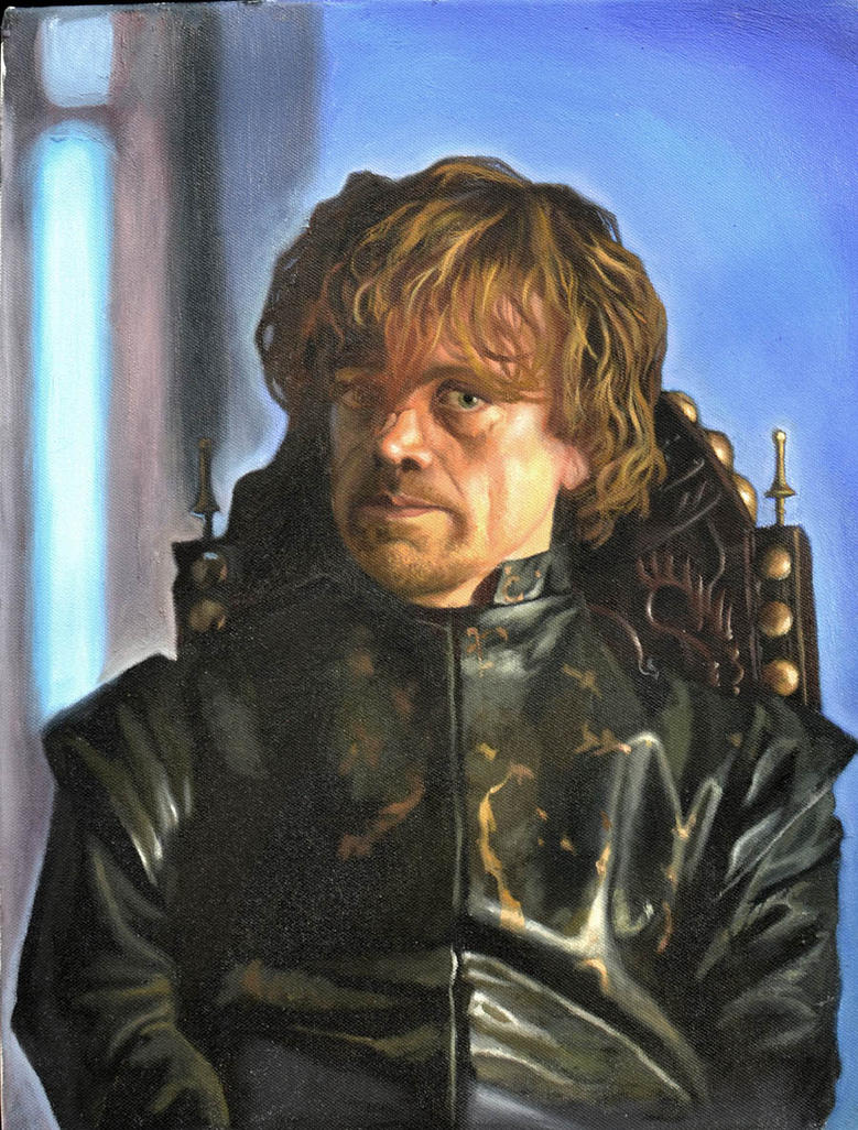 Tyrion Lannister by doriefs
