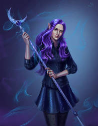 Commission: Lydia by Shade-of-Stars