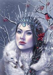 Winter Spirit by Shade-of-Stars