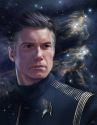 Christopher Pike by Shade-of-Stars