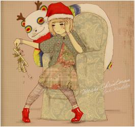 Secret Santa by Maddiox