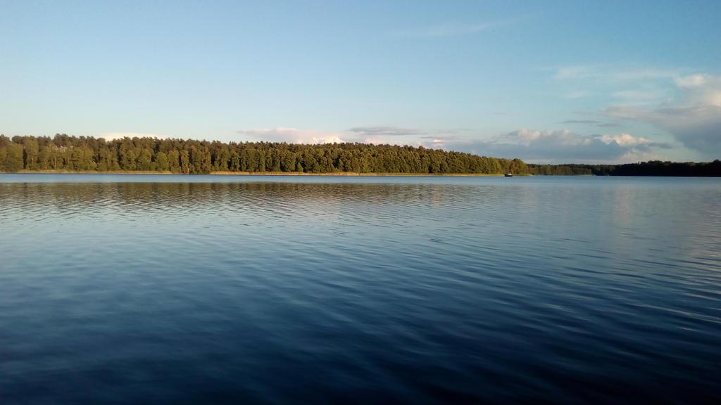 Magic lake by Miakan07