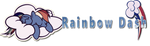[SIG] Rainbow Dash W/ no Background by Vinixe