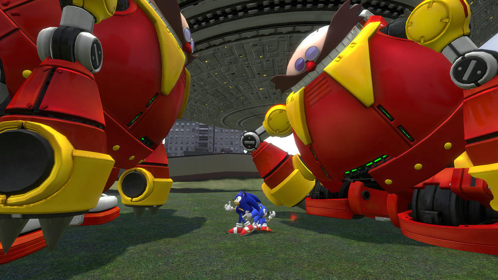 Sonic Forces Gmod Wallpaper by sitkinatorYamukeitor on ...
