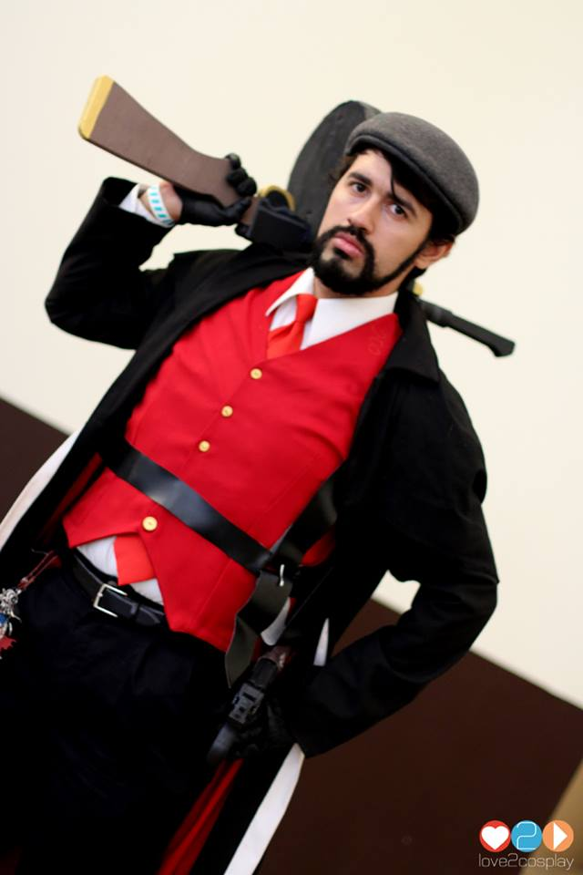 League of legends graves cosplay