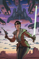 Star Wars: Knight Errant by quin-ones