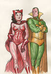 Scarlet Witch and Vision, SPX