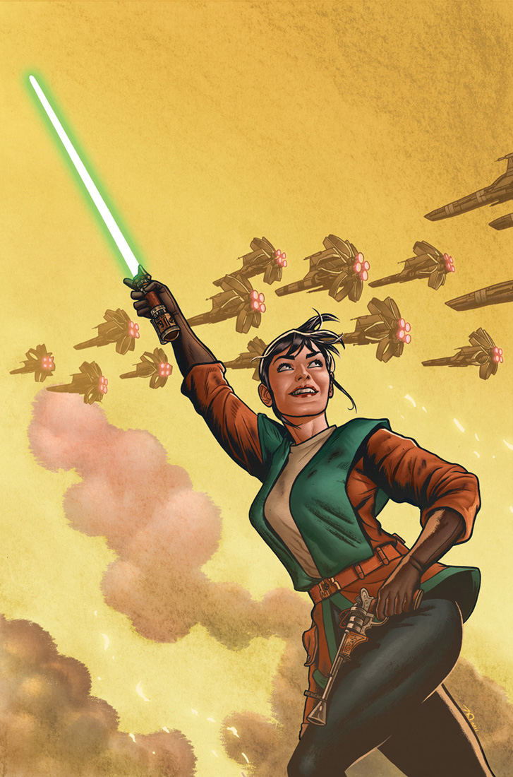Knight Errant - series II by quin-ones