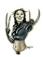 X-23 - ECCC by quin-ones