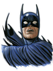 The Batman, from Heroes 2012