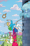 Adventure Time- Fionna and Cake, issue 1
