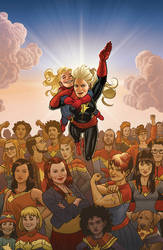 Captain Marvel, No. 17