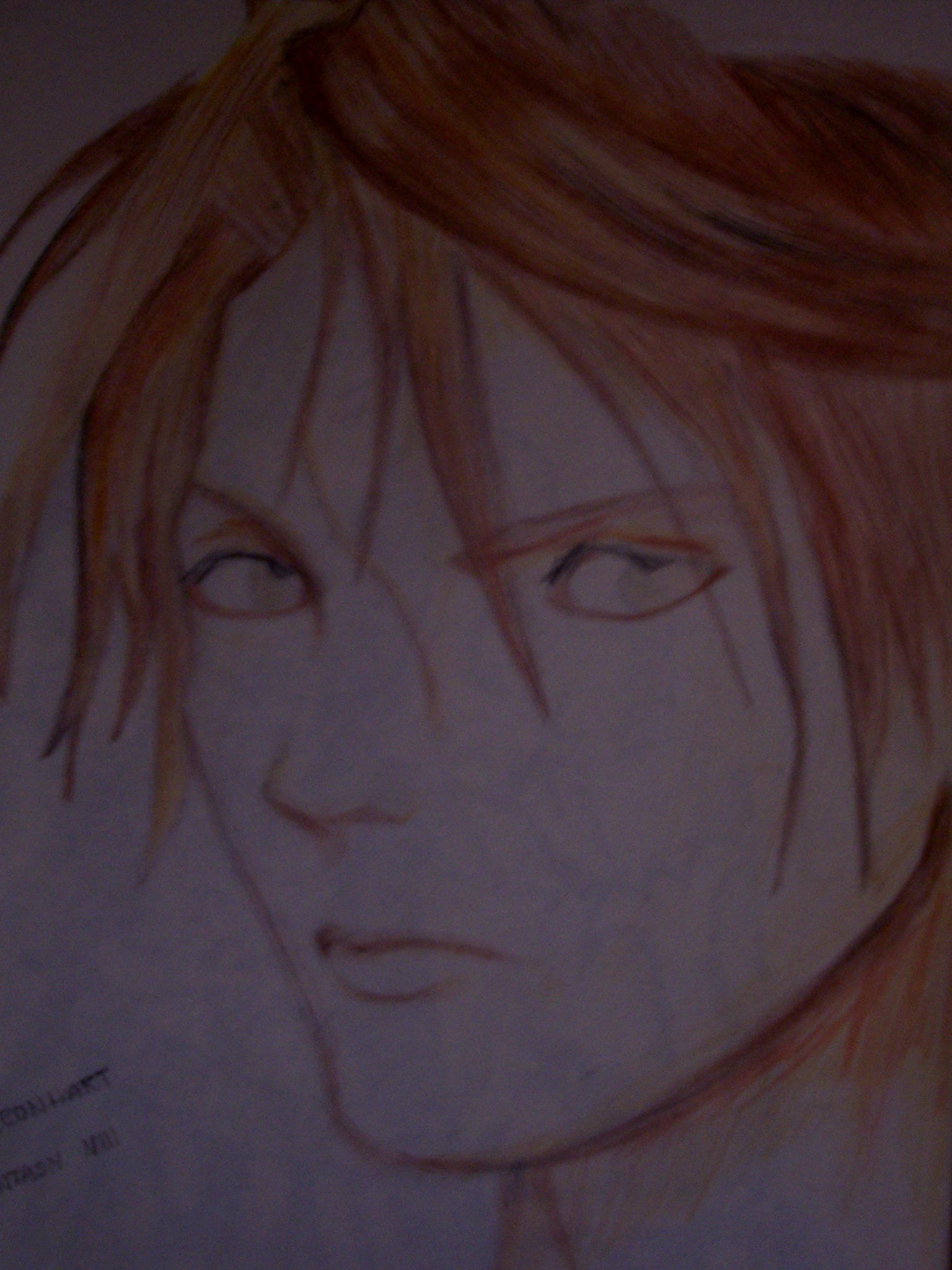 Squall by sorceressran