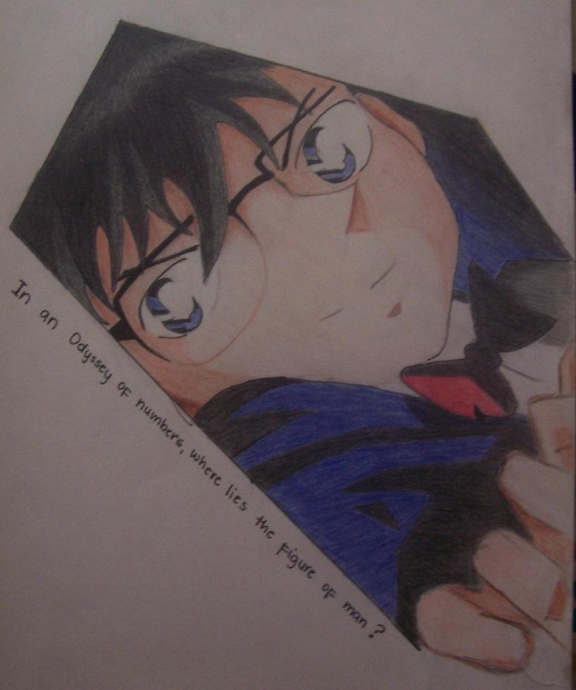 Detective Conan by sorceressran