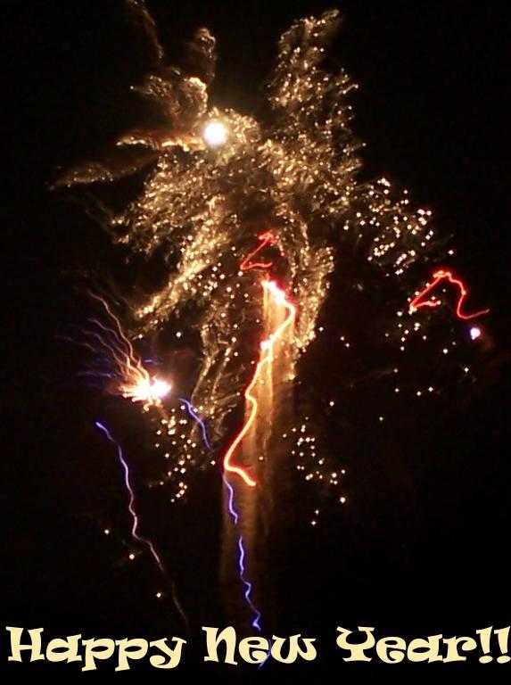 Fireworks by sorceressran