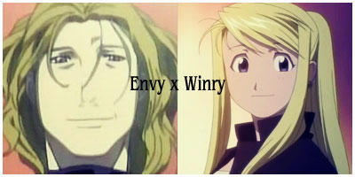 Envy x Winry ID
