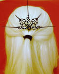 Allure Steampunk Hairpick