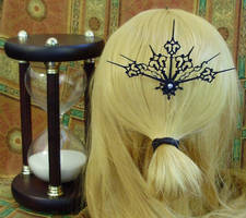 Morgana Steampunk Hairpick by pervyyaoifancier