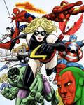 Marvel people
