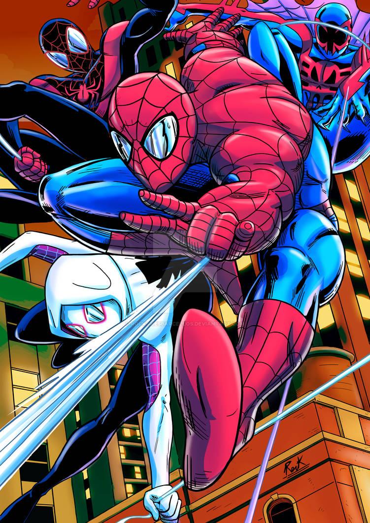 Spider crew
