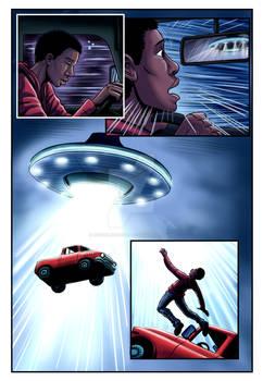 Aliens Exist - Orrin pg1