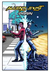 Aliens Exist - Orrin - Cover