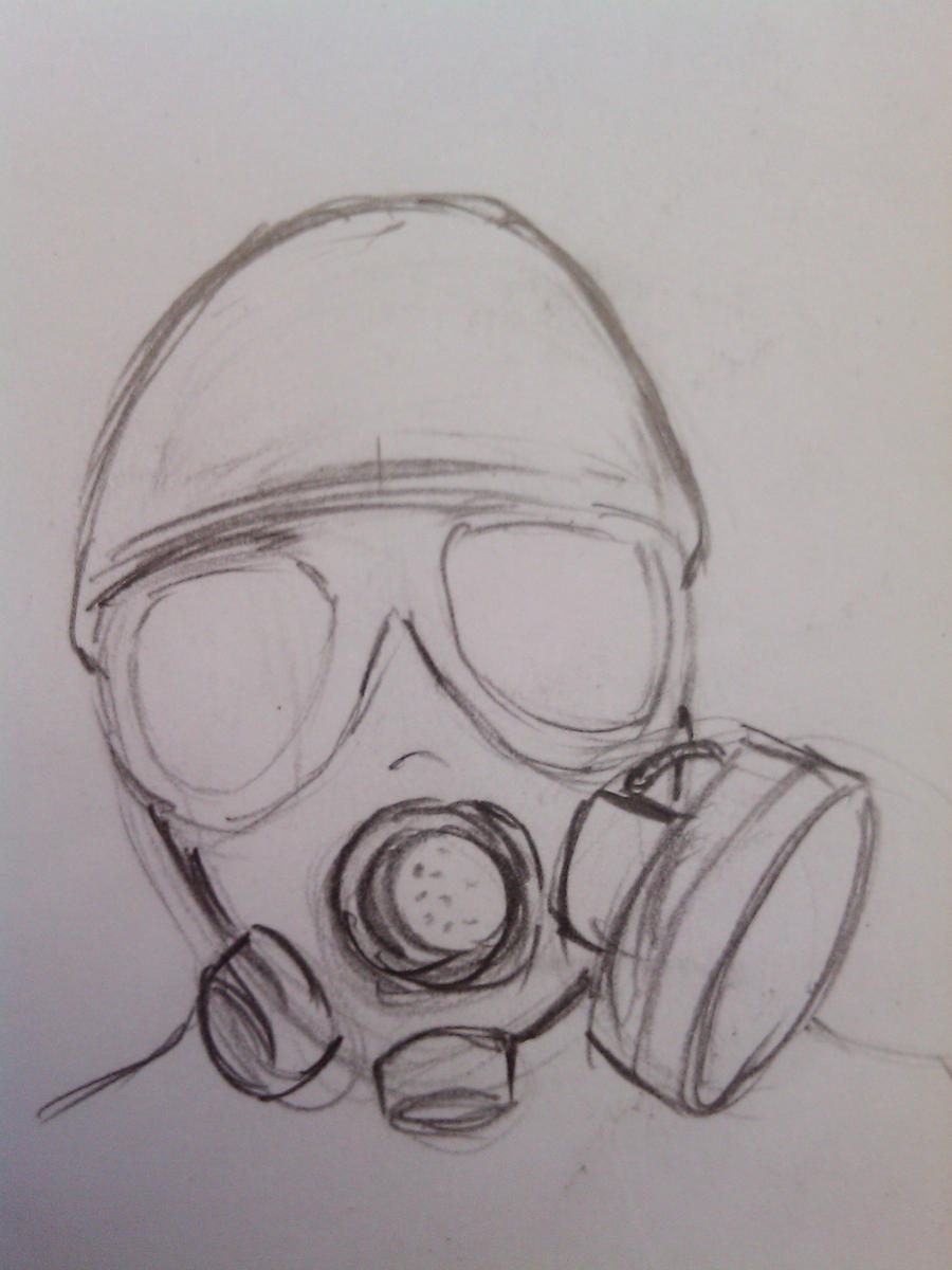 Gas mask Clip Art and Stock Illustrations. 2Gas mask EPS