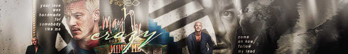 112 - Luke Evans2 by Vanessax17