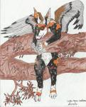 Specks the Dutch Angel Dragon