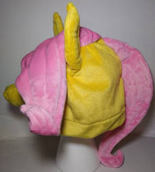 Fluttershy Hat (side view)