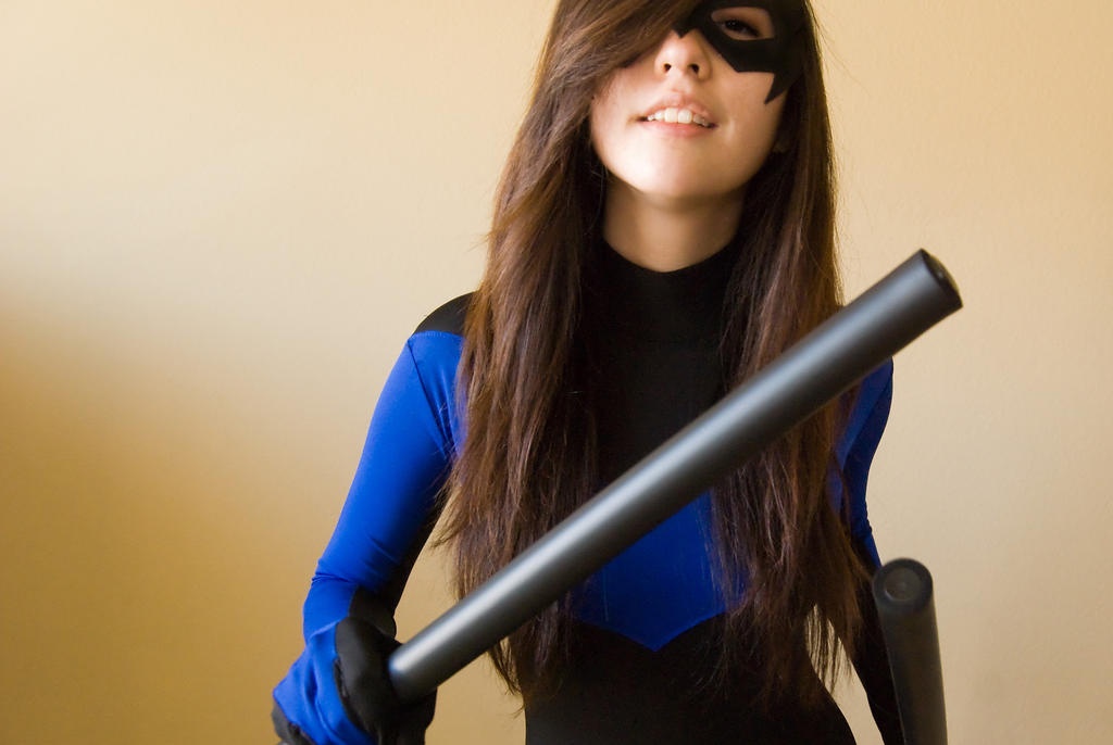 [TEMPORADA 1] CLASH OF SUPERHEROES - Parte 2 - FINAL - Página 11 Nightwing_cosplay__3_by_surfingthevoiid-d6ek7et