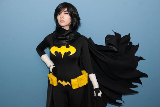 Cassandra Cain/Black Bat Preview