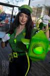 Jessica Cruz Green Lantern DC Bombshell