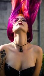 Colorful Hair by SukaDiablita